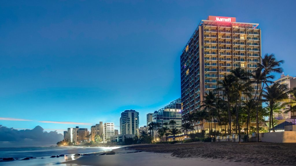 San Juan Marriott Resort